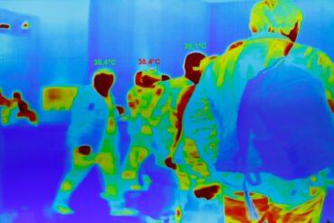 Misurare Temperatura Corporea - SMART WORKING Lombardia
